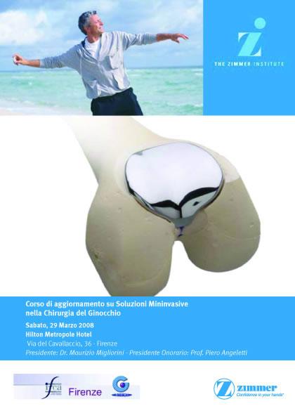Soluzioni mininvasive nella chirurgia del ginocchio giomi for Casa di cura facile arbusti di fronte