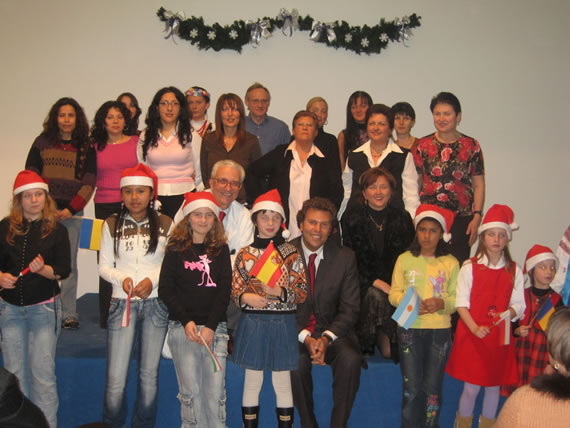 Festa di Natale con i Dipendenti