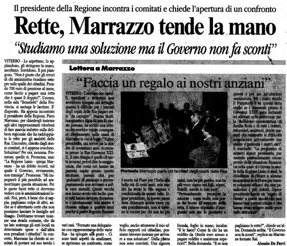 Il Corriere, 30 ottobre 2007