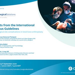Surgical Solutions Webinar – 24 September 2020