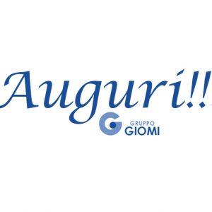 Auguri del Presidente per il compleanno del Personale del Gruppo GIOMI
