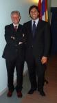 Il Dott.Fabio Miraglia con il Presidente dell'AIOP Regionale.jpg